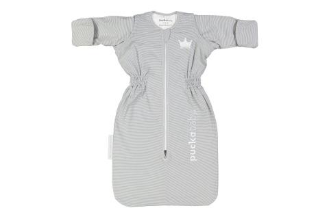 BAG NEWBORN (0-6M) - Grey Stripe